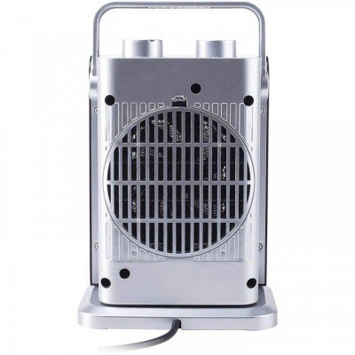 Tristar Electric heater   KA-5043 Ceramic, Number of power levels 3, 1500 W, Inox/ black