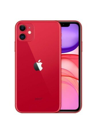 MOBILE PHONE IPHONE 11/256GB RED MHDR3 APPLE