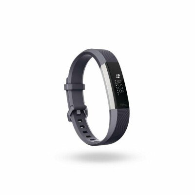 Fitbit Alta HR Small FB408SGYS-EU OLED, Warranty 24 month(s), Touchscreen, Bluetooth, Yes, Heart rate monitor, Blue/Gray,