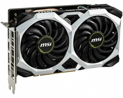 MSI V375-036R graphics card GeForce GTX 1660 Ti 6 GB GDDR6
