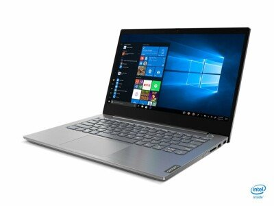 "Lenovo ThinkBook 14 Grey Notebook 35.6 cm (14"") 1920 x 1080 pixels 10th gen Intel® Core™ i5 8 GB DDR4-SDRAM 256 GB SSD Windows 10 Pro"