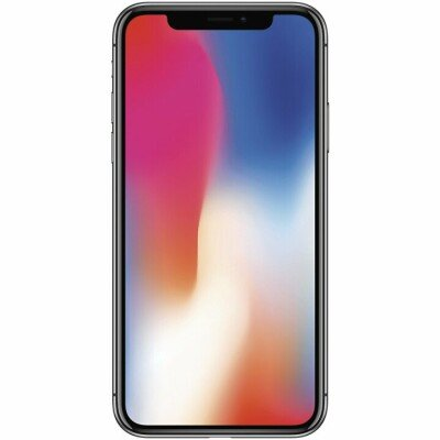 RENEWD iPhone X Space Gray 64 GB with 24 months warranty