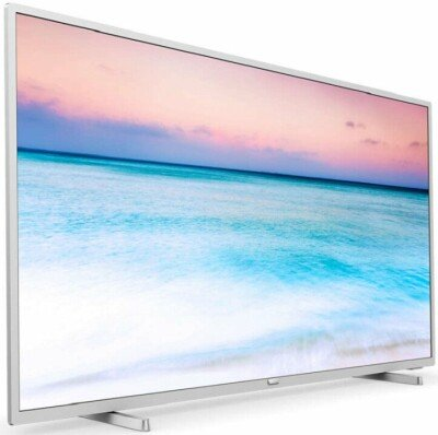 "Philips 55PUS6554/12 55"" (139 cm)  4K UHD LED TV, Silver"