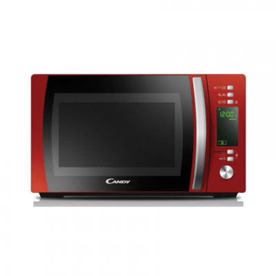 Candy Microwave oven CMXG20DR 20 L, Grill, Electronic, 800 W, Red, Defrost function, Free standing