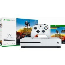 CONSOLE XBOX ONE S 1TB WHITE/GAME