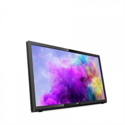 "Philips 22PFS5303/12 22"" (55 cm), Full HD Ultra Slim LED, 1920 x 1080 pixels, DVB T/C/T2/T2-HD/S/S2, Black"