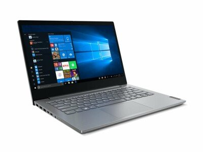 Lenovo ThinkBook 14 IIL 14 FHD i5-1035G1/8GB/256GB/Intel UHD/DOS/Nordic Backlit kbd/1Y Warranty