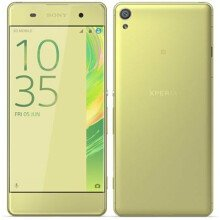Sony Mobile Phone F3116 Xperia XA(Lime