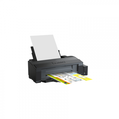 Epson L L1300 Colour, Inkjet, Printer, A3+, Black