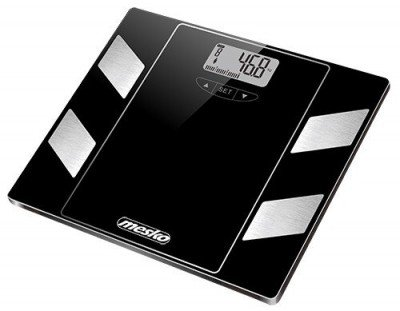 Mesko Bathroom scales  MS 8148 b Maximum weight (capacity) 150 kg, Accuracy 100 g, Multiple user(s), Black