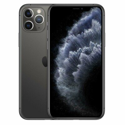 "Apple iPhone 11 Pro (Space Grey) Dual Sim 5.8"" OLED LCD/2436x1125/64GB/12Mpx/iOS 13 Apple"