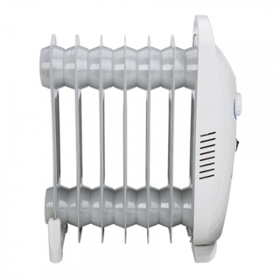 Mesko MS 7804 Oil Filled Radiator, Number of power levels 1, 700 W, Number of fins 7, White