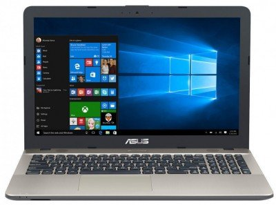 """Notebook ASUS A541NA-GO342 15.6"""" N3350 4Gb 500Gb DOS"""