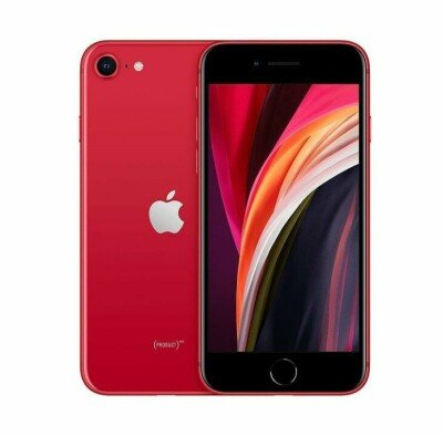MOBILE PHONE IPHONE SE (2020)/128GB RED MXD22 APPLE