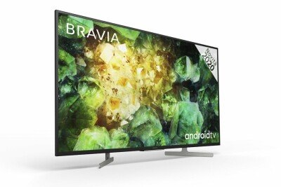 "Sony 43XH81 109.2 cm (43"") 4K Ultra HD Smart TV Wi-Fi Black"