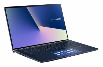 "Asus ZenBook UX434FLC-A5353T Royal Blue, 14 "", FHD, 1920 x 1080 pixels, Matt, Intel Core i5, i5-10210U, 8 GB, SSD 256 GB, Intel UHD Graphics 620, NVIDIA GeForce MX250, GDDR5, 2 GB, No ODD, Windows 10 Home, 802.11ax, Bluetooth version 5.0, Keyboard language English, Keyboard backlit, Warranty 24 month(s), Battery warranty 12 month(s)"