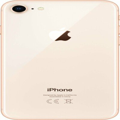 Renewd iPhone 8 Gold 256 GB with 24 months warranty