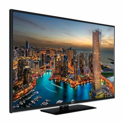 "Hitachi 55HK6000 55"" (140 cm), Smart TV, 4K Ultra HD LED, 3840 x 2160 pixels, Wi-Fi, DVB-T/T2/S2/S/C, Black"