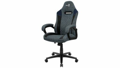 Aerocool DUKE Lite Universal gaming chair Padded seat Blue