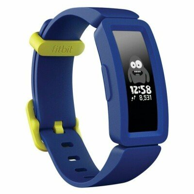 Fitbit Ace2  Smart Watche 	FB414BKBU Touchscreen, Bluetooth,  Night Sky / Neon Yellow, Waterproof, 50 m