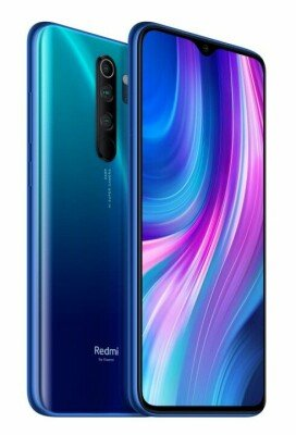 MOBILE PHONE REDMI NOTE 8 PRO/128GB BLUE MZB8511EU XIAOMI