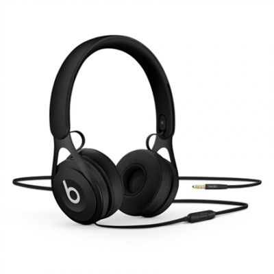 Beats EP On-Ear Headphones – Black - 888462602761