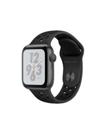 SMARTWATCH NIKE+ 40MM ALUMIN/ANTHRACITE/BLACK MU6J2 APPLE