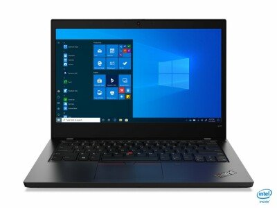 "Lenovo ThinkPad L14 Notebook Black 35.6 cm (14"") 1920 x 1080 pixels 10th gen Intel® Core™ i5 8 GB DDR4-SDRAM 256 GB SSD Wi-Fi 6 (802.11ax) Windows 10 Pro"