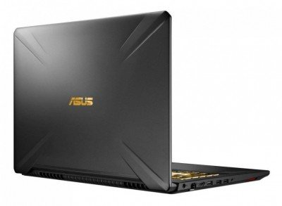 "NB FX705GM CI7-8750H 17"" 8GB/256GB+1TB FX705GM-EW032R ASUS"