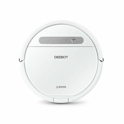 Ecovacs Vacuum cleaner DEEBOT OZMO 610 Warranty 24 month(s), Battery warranty 6 month(s), Robot, White, 20 W, 0.45 L, Cordless, 20 V, 110 min