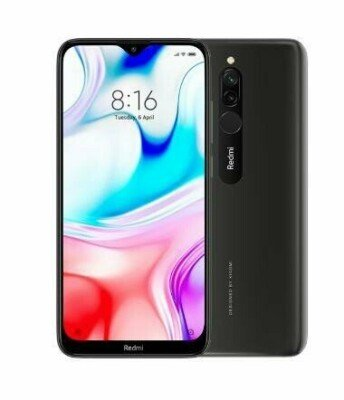 MOBILE PHONE REDMI 8 32GB/ONYX BLACK MZB8265EU XIAOMI