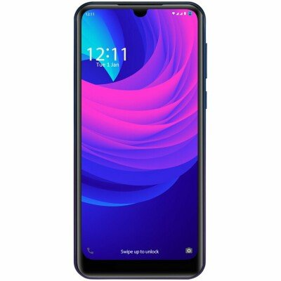 """Prestigio, S Max, PSP7610DUO, Dual SIM, 4G, 6.1"""", HD+(1560*720), 19.5:9, IPS, in-cell, 2.5D, Android 8.1 Oreo with 360 OS, Octa-Core 1.6GHz, 3GB RAM+32Gb eMMC, 5.0MP front+13.0MP AF triple-lens rear camera with flash light, 3000 mAh battery, Fingerprint, Cosmic ultraviolet gradient."""
