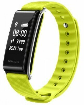 HUAWEI A2 SMART WATCH COLOR BAND YELLOW-GREEN