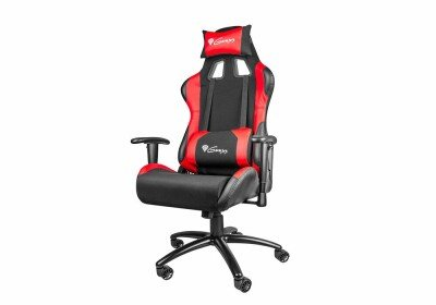 GENESIS gaming chair nitro 550 - Black - Red