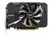 MSI GeForce GTX 1660 SUPER  AERO ITX OC NVIDIA, 6 GB, GeForce GTX 1660 SUPER, GDDR6, PCI Express x16 3.0, Processor frequency 1815  MHz, DVI-D ports quantity 1, HDMI ports quantity 1, Memory clock speed 14000 MHz