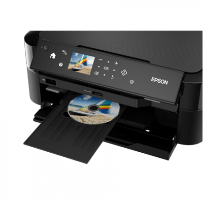 Epson L L850 Colour, Inkjet, Multifunction Printer, A4, Black
