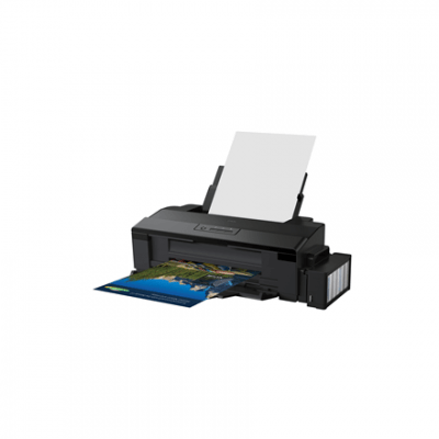 Epson L L1800 Colour, Inkjet, Printer, A3+, Black