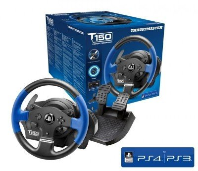 STEERING WHEEL T150 RS FFB/4160628 THRUSTMASTER