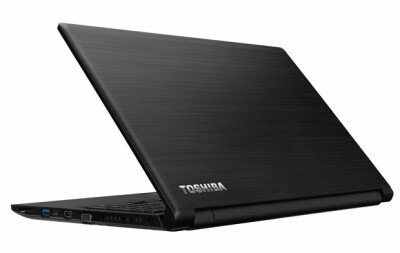 "Toshiba Satellite Pro R50-EC-10R Black Notebook 39.6 cm (15.6"") 1366 x 768 pixels 7th gen Intel® Core™ i3 8 GB DDR4-SDRAM 256 GB SSD Windows 10 Home"