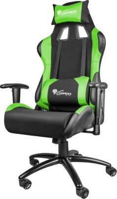 GENESIS gaming chair nitro 550 - Black - Green
