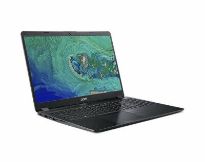 "Acer Aspire 5 A515-52G Black, 15.6 "", IPS, Full HD, 1920 x 1080 pixels, Matt, Intel Core i5, i5-8265U, 8 GB, DDR4, HDD 1000 GB, 5400 RPM, SSD 128 GB, NVIDIA GeForce MX150, GDDR5, 2 GB, No Optical drive, Windows 10 Home, 802.11 ac/a/b/g/n, Bluetooth v..."