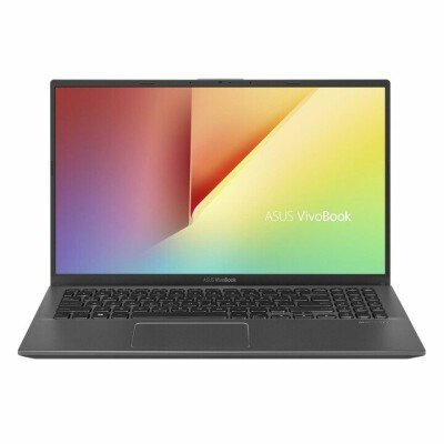 "Asus VivoBook  X512DA-BQ580T Slate Gray, 15.6 "", FHD, 1920 x 1080 pixels, Matt, AMD Quad Core, R5-3500U, 8 GB, DDR4, SSD 512 GB, AMD Radeon Vega 8 Graphics, Win10, Wi-Fi 5(802.11ac), Bluetooth version 4.2, Keyboard language US, Warranty 24 month(s)"