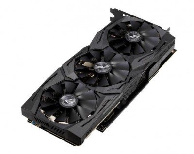 Asus ROG-STRIX-RTX2060-A6G-GAMING NVIDIA, 6 GB, GeForce RTX 2060, GDDR6, PCI Express 3.0, Processor frequency 1395 MHz, HDMI ports quantity 2, Memory clock speed 14000 MHz