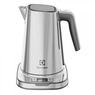 Electrolux EEWA7800 With temperature regulation, Stainless steel, Stainless steel, 2400 W, 360° rotational base, 1.7 L