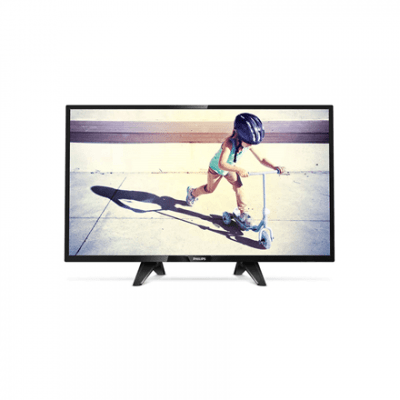 "Philips 32PFS4132/12 32"" (81 cm), Full HD Ultra Slim LED, 1920x1080 pixels, DVB T/C/T2/T2-HD/S/S2, Black"