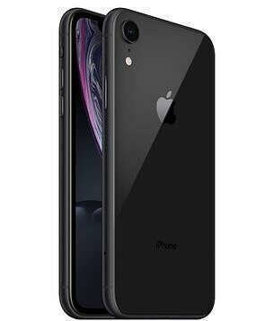 MOBILE PHONE IPHONE XR 64GB/BLACK RND-P11164 APPLE RENEWD