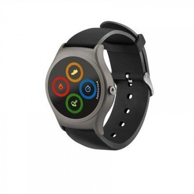Acme Smartwatch SW201 Touchscreen, Bluetooth, Heart rate monitor, Black,
