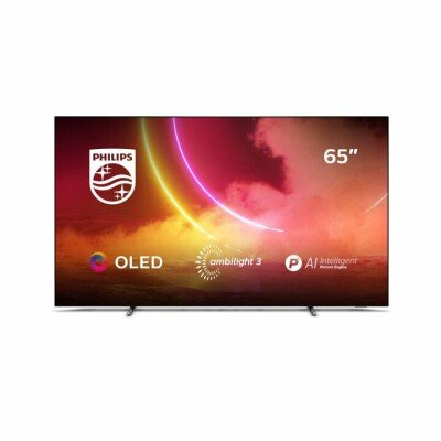 "Philips 8 series 65OLED805/12 TV 165.1 cm (65"") 4K Ultra HD Smart TV Wi-Fi Grey"