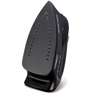 Iron Morphy richards 300260 Black, 2400 W, With cord, Continuous steam 45 g/min, Steam boost performance 120 g/min, Anti-drip function, Anti-scale system, Vertical steam function, Water tank capacity 350 ml