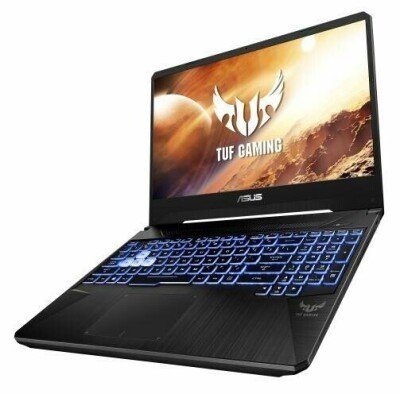 "Asus TUF Gaming FX505DD-AL061 Stealth Black, 15.6 "", IPS, FHD, 1920 x 1080 pixels, Matt, AMD Ryzen,  5-3550H, 8 GB, DDR4, HDD 1000 GB, 5400 RPM, SSD 256 GB, AMD VEGA Graphics, NVIDIA GeForce GTX 1050, GDDR5, 3 GB, No ODD, No OS, Wi-Fi 5(802.11ac) 1x1, Bluetooth version 5.0, Keyboard language English, Keyboard backlit, Warranty 24 month(s), Battery warranty 12 month(s)"